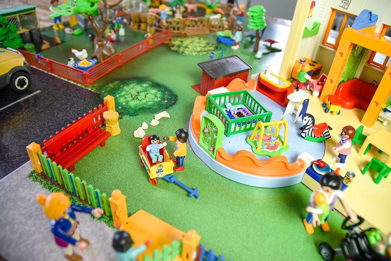 Impressionen Playmobil Kinderzimmer Playmobil Play Mobile
