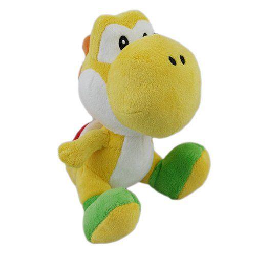 Amazon.com: Little Buddy Toys Nintendo Official Super Mario Yoshi ...
