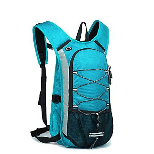 CAMTOA 12L Sport Backpack Hydration Backpack Cycling Hydration Packs for Hiking  Cycling Running Camping Walking Sky f8f7d3191c536