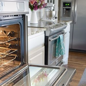 How to clean oven glass cleaning oven glass oven and glass how to clean oven glass planetlyrics Choice Image