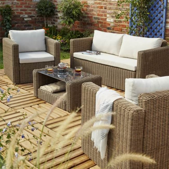 Zestaw Wypoczynkowy Do Ogrodu Design Urzadzanie Urzarzaniewnetrz Urzadzaniewnetrza Inspiracja Ins Outdoor Furniture Outdoor Furniture Sets Outdoor Decor