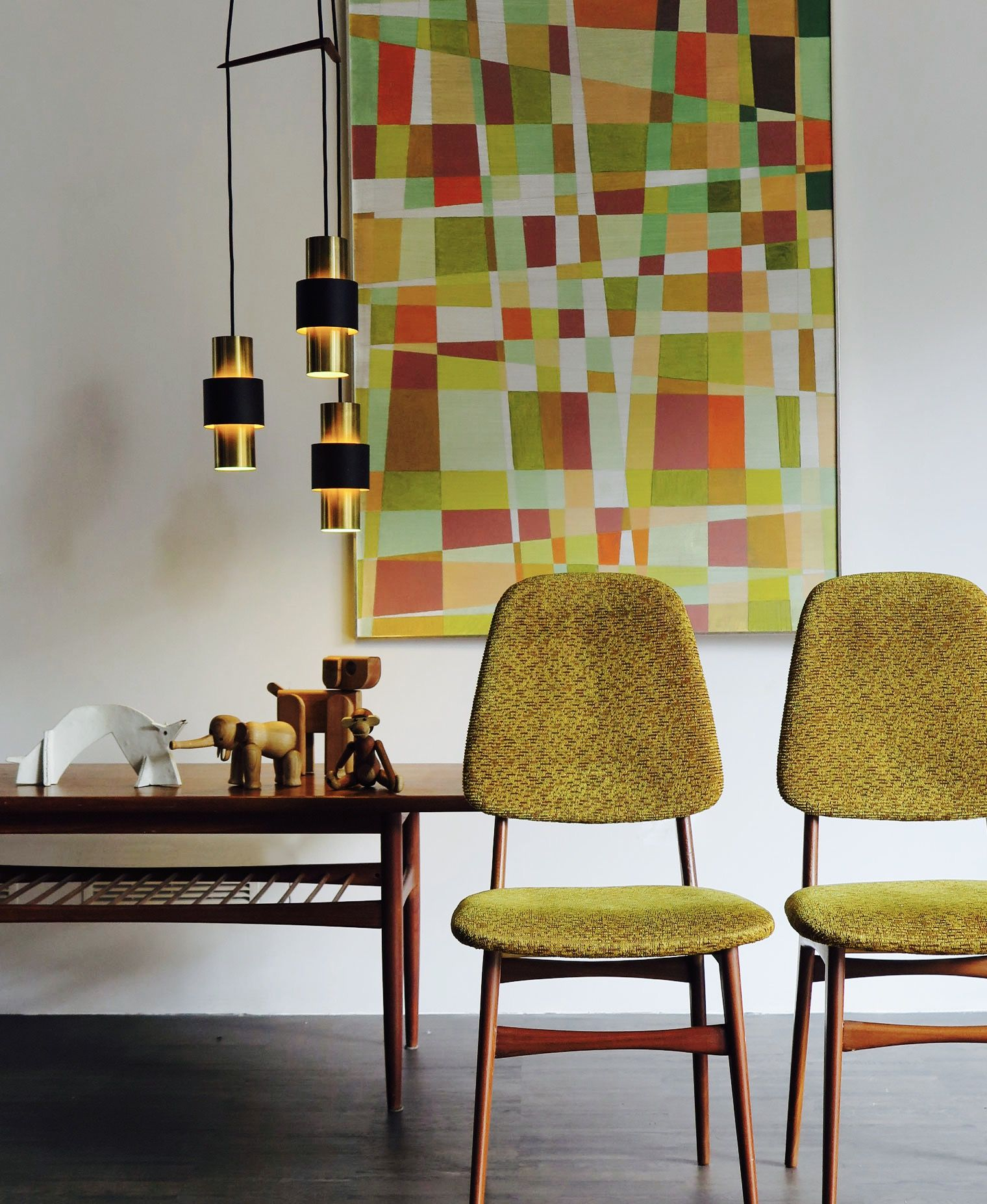 Sedie danesi anni 60 lampada danese design jo hammerborg for Sedie design danese