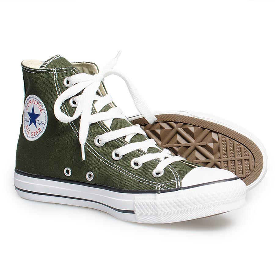 814ad6757293 Converse All Stars Kombu Boots (Green)