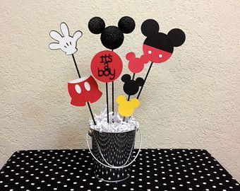 Minnie Mouse Birthday Decorations Package Minnie Centerpiece