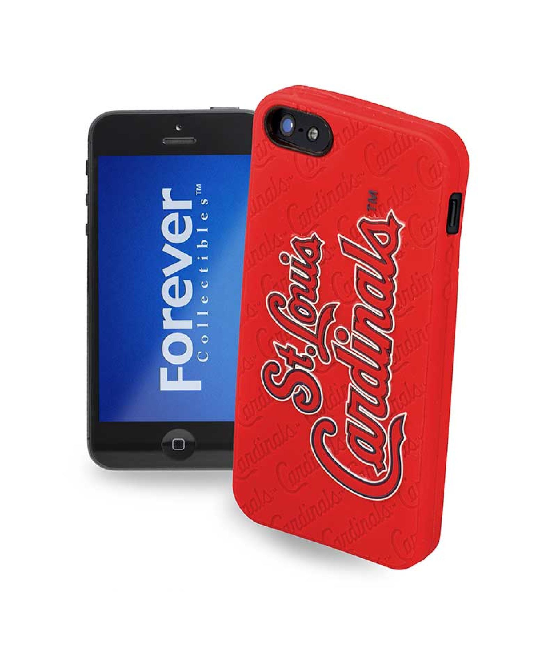 Forever collectibles st louis cardinals iphone 5 case