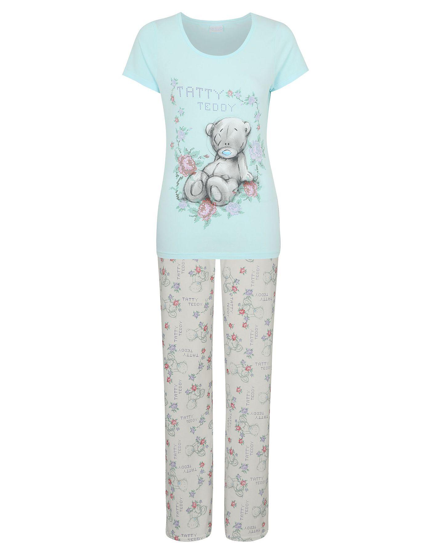 White apron asda - Tatty Teddy Pyjama Set Women George At Asda