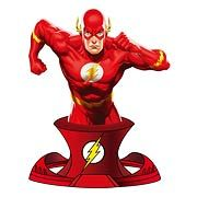 The Flash Bust DC Comics Resin Paperweight - http://lopso.com/interests/dc-comics/the-flash-bust-dc-comics-resin-paperweight/