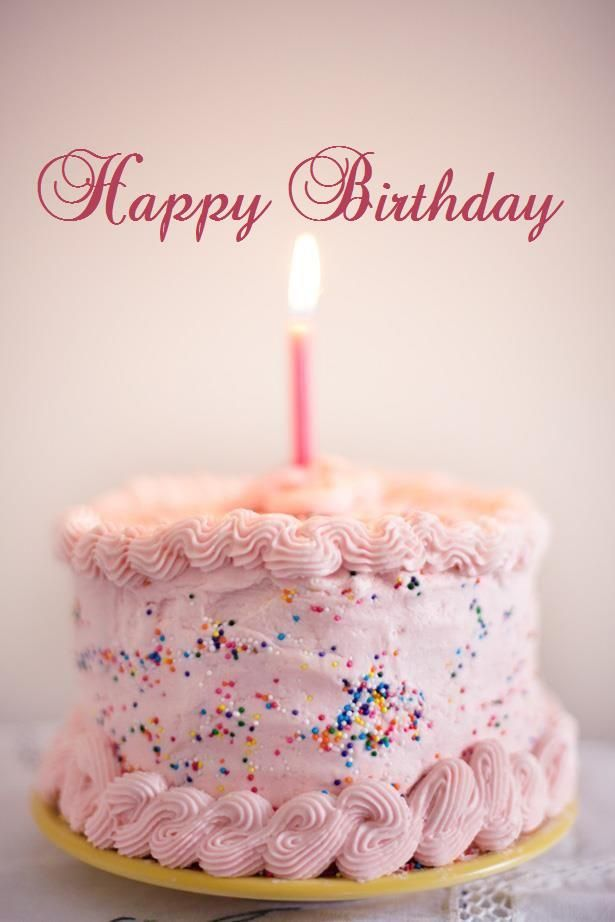 Astonishing Pink Cake Happy Birthday Cakes Happy Birthday Greetings Personalised Birthday Cards Paralily Jamesorg