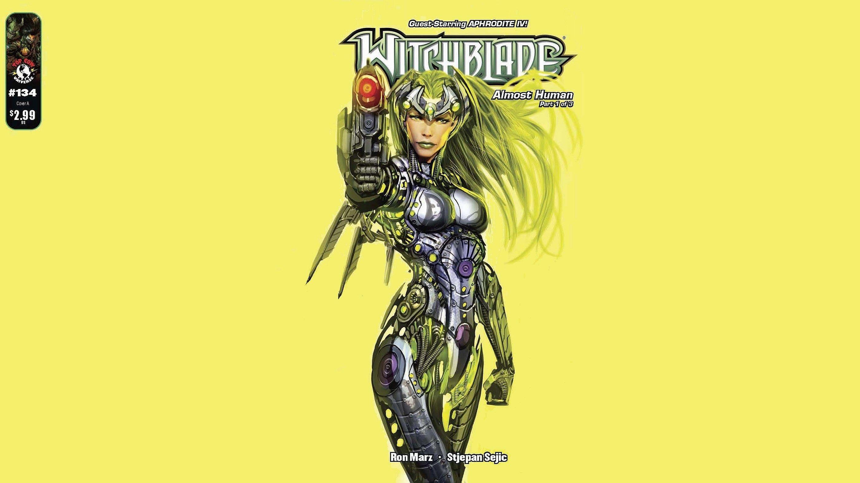 witchblade widescreen