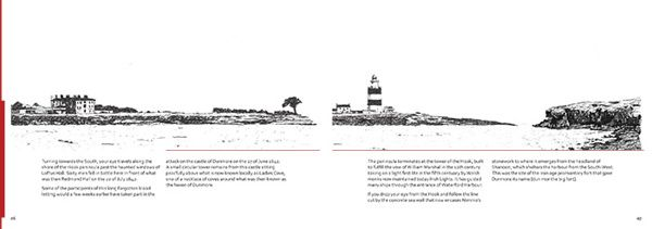 Dunmore East Harbour by Colm O Connor, via Behance