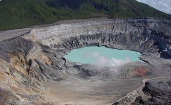 Costa Rica ~ Combo Day Tour: Poas Volcano, Doka Coffee Plantation & La Paz Waterfall www.sangaretreats.com