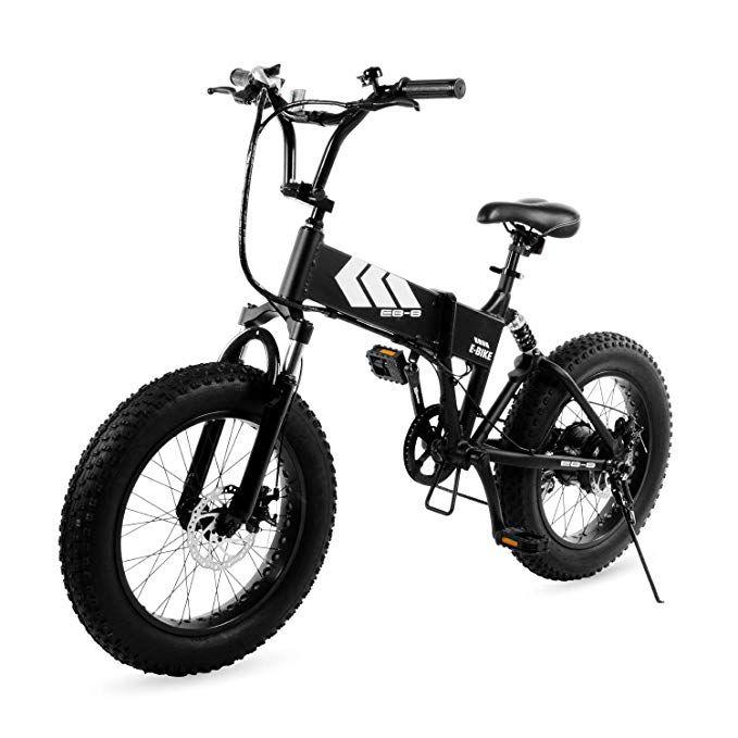 Swagtron Eb 8 Outlaw Fat Tire Electric Bike
