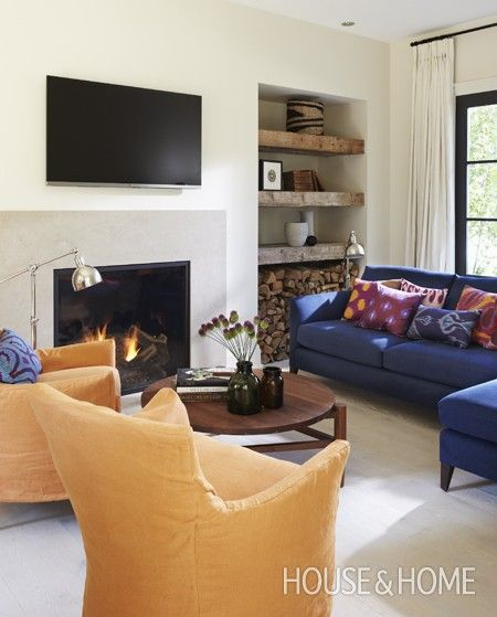 Photo Gallery 2012 Princess Margaret Showhome  House Living Adorable Modern Living Room Design Ideas 2012 Review