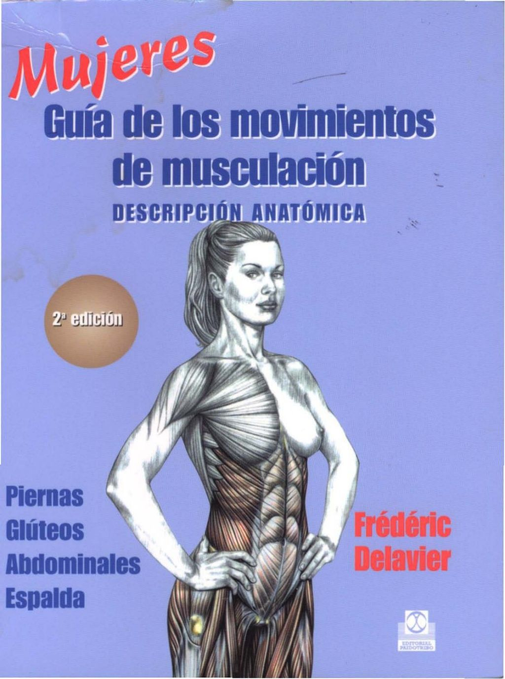 Guia de-los-movimientos-de-musculacion-mujeres by Bayron Quezada ...