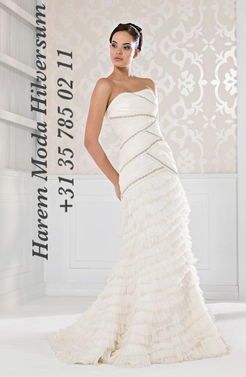 #gelinlik #hollanda #abiye #buyuk #beden #nisanlik #bruidsjurken #bruiddmode #hochzeitkleid #braudsmode #braudskleid #amsterdam #rotterdam #gooische brink #hilversum #weddingdresses #harem moda tel +31 35 785 02 11