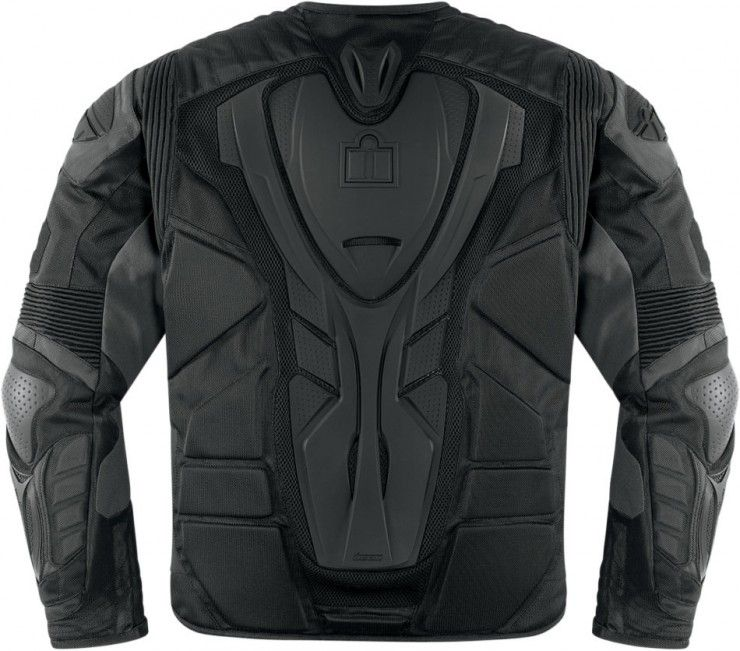 The new Overlord Resistance Jacket by ICON is the sort of over-engineered piece of protective gear that I'd wear if I knew for a fact that I was going to come off my bike and roll along the asphalt at 60mph as though it were a slip 'n slide for people who hate everything about their skin. Fitted with a full array of shoulder, elbow and back D3O armour coupled with ICON's proprietary Unit-Fused construction and injected shoulder, elbow and back plates composited with ballistic nylons and…