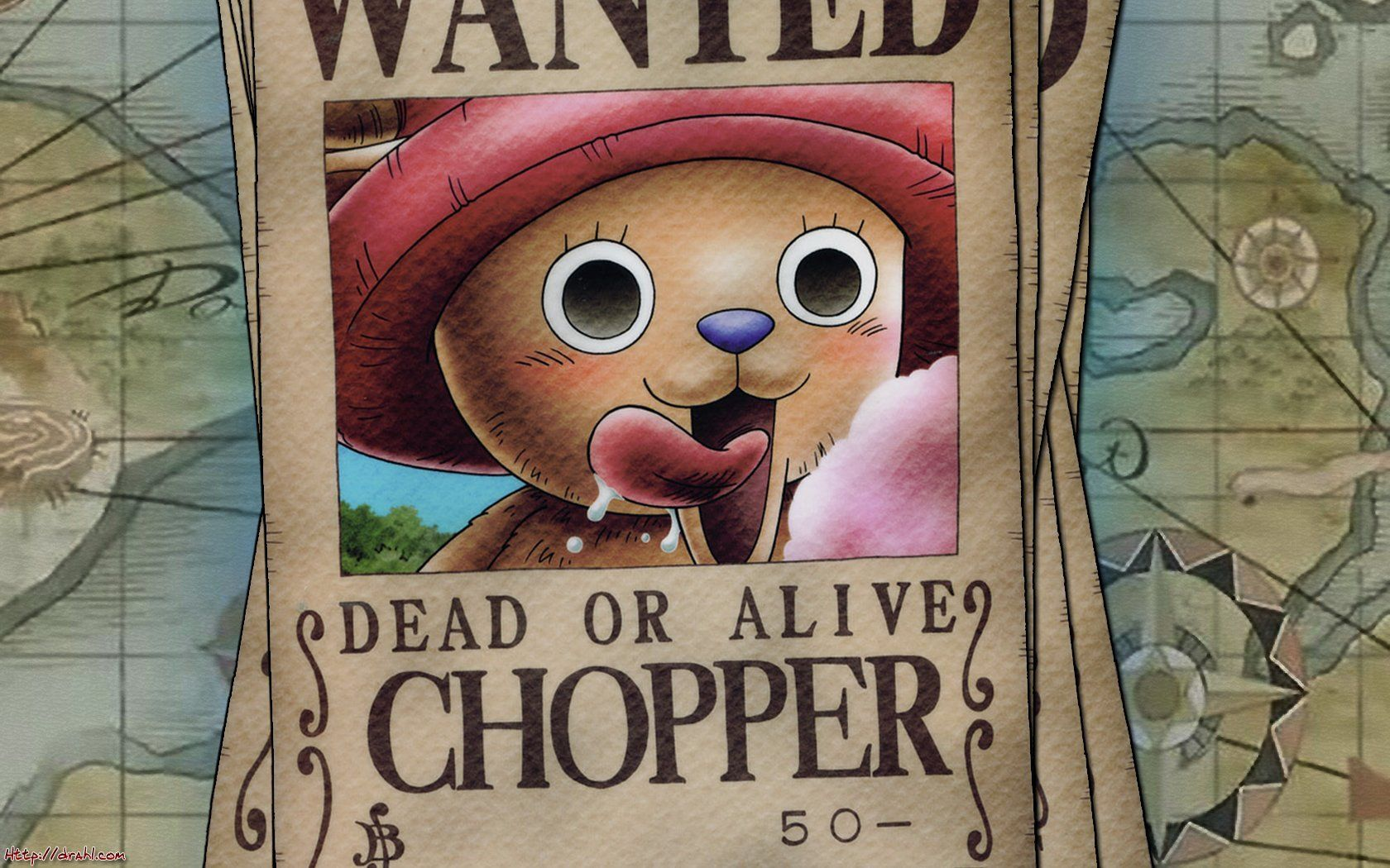 Tony Tony Chopper Di 2020 Animasi