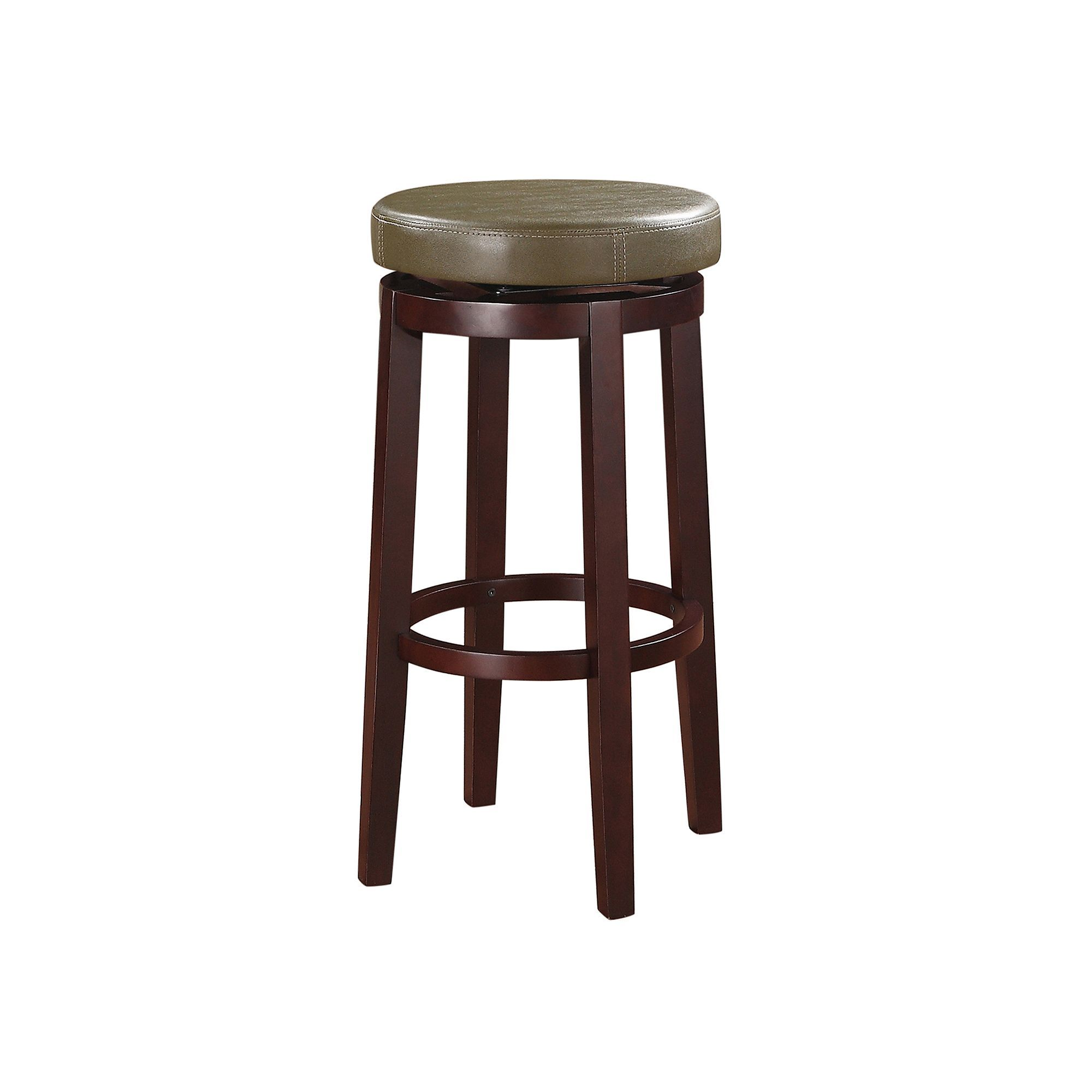 Linon Maya 29-in. Stool, Green