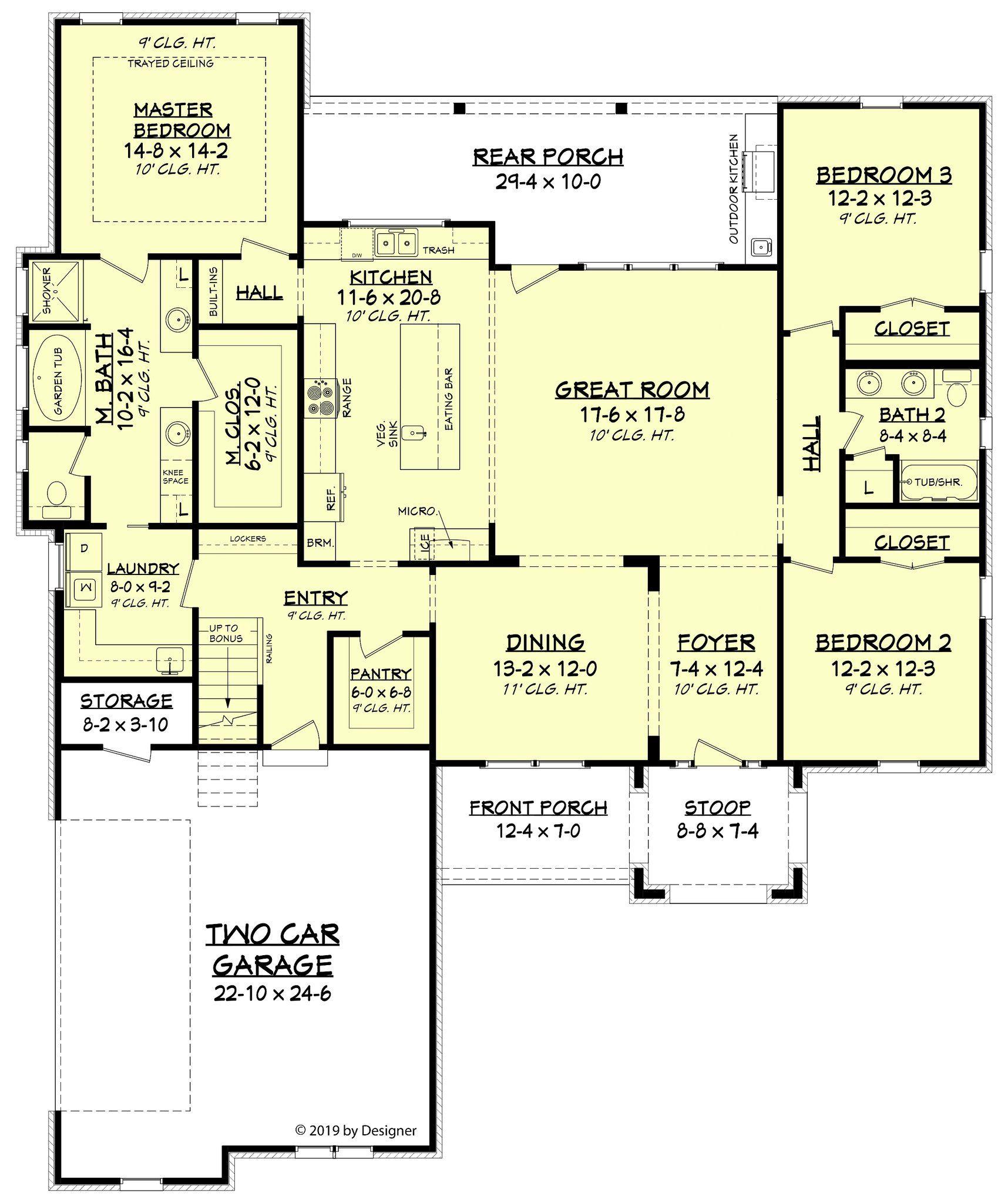 Abbey Lane House Plan Modern Farmhouse Plans Farmhouse Style House Plans American Houses