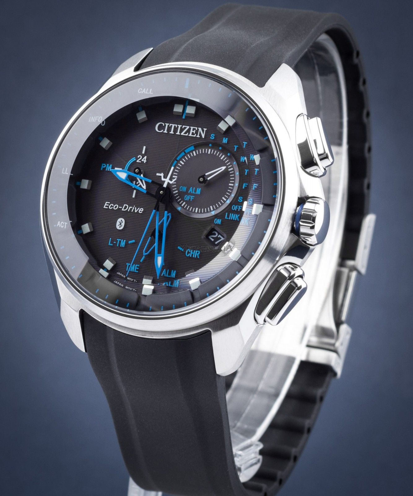 6e0d6c24de8 Zegarek męski Citizen Bluetooth Eco-Drive - Citizen-BZ1020-14E