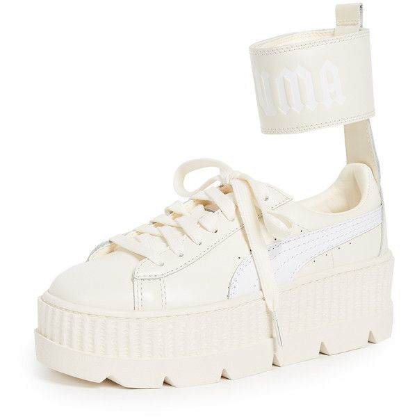 newest collection 69ac1 35597 PUMA FENTY x PUMA Ankle Strap Sneakers ($190) ❤ liked on ...