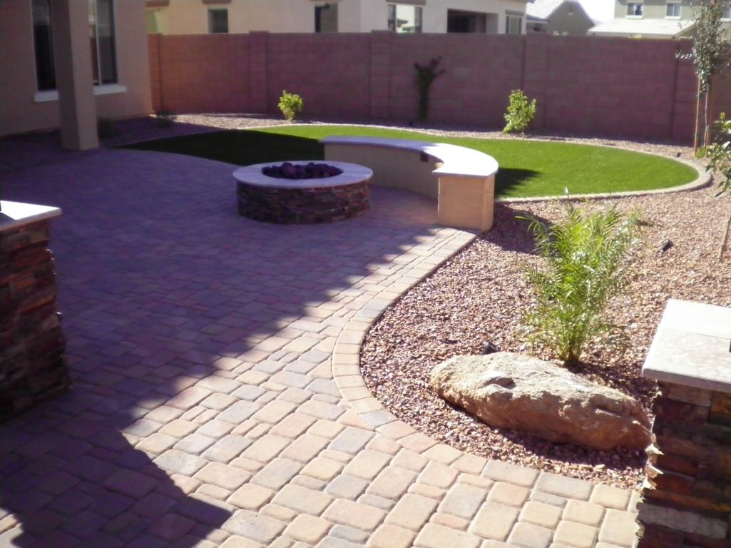 Arizona landscape design arizona backyard landscapes for Yard landscaping ideas