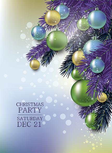 10 Tarjetas de navidad elegantes