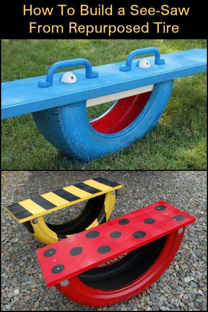 Photo of Halten Sie die Kinder mit dieser DIY-Reifenschaukel unterhalten! – Kinder Blog
