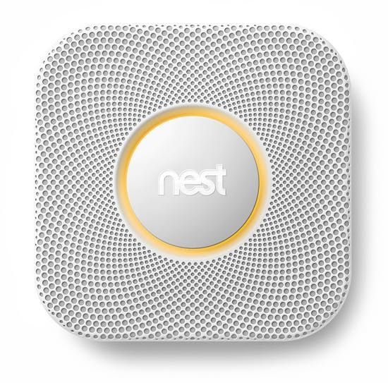 Smart Smoke Alarms The New Nest Protect Smoke Detector Other - Nest thermostat apartment