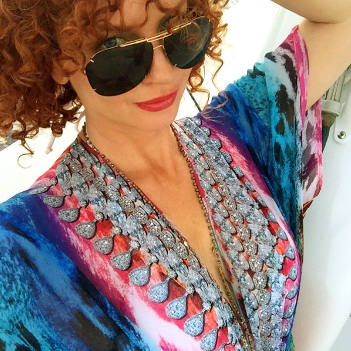 @jarnoldspath being sassy in our Rainbow Goddess Kimono  #ShirlClarkCollection #Bahamas  #ShirlClark #SwimSwag #SafariCollection #TheSignatureTan #TribalAddiction #KaftanDress #Kimono  #CoverUp #wildprints  #YachtLife #LuxuryTravel #Exotic  #ResortLifestyle #bikini #tropical #Beach #lifestyle #poolside #resort #fashion #style #WinterPark @ShirlClarkCollection www.ShirlClark.com