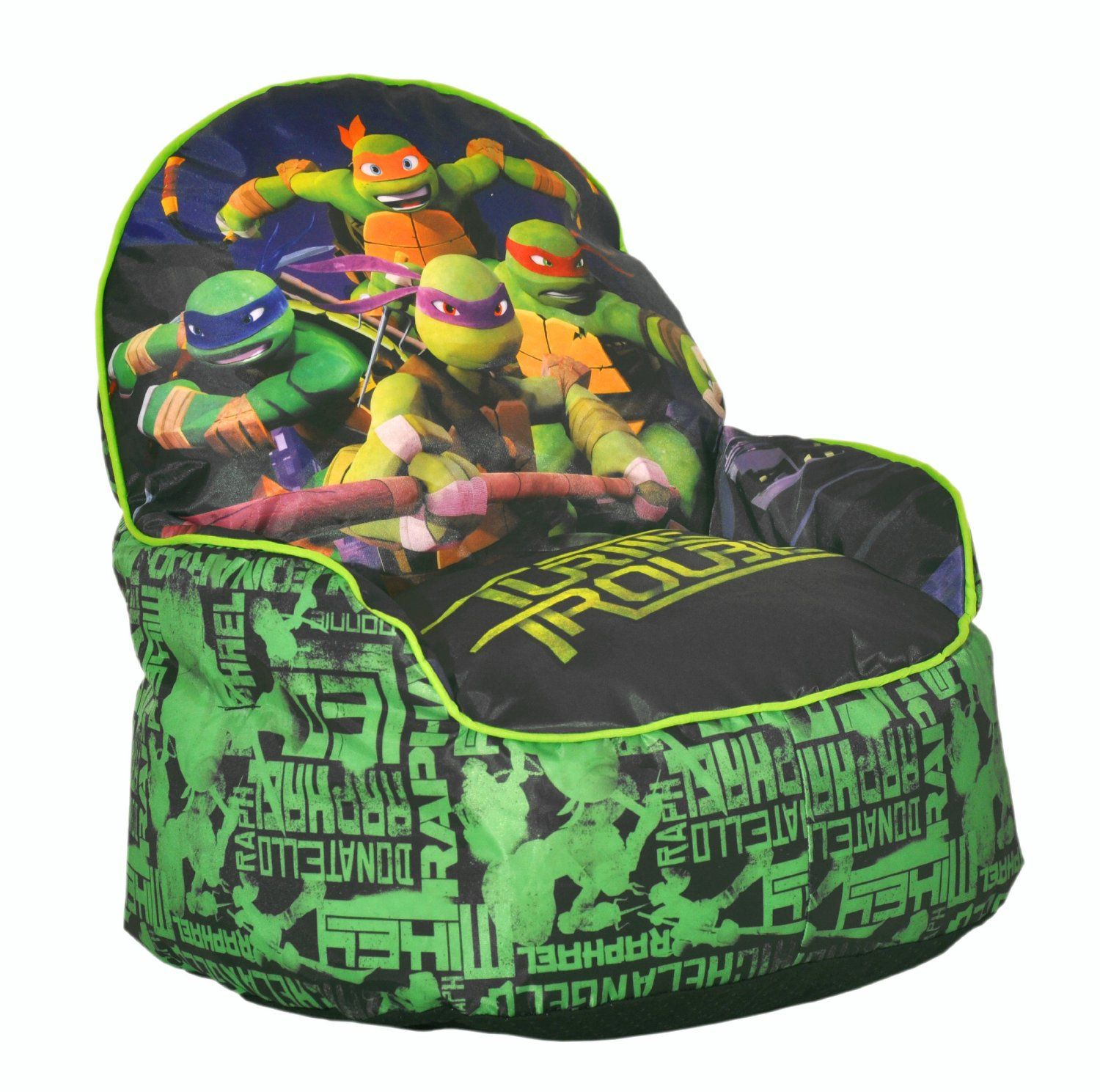 Teenage Mutant Ninja Turtles Bean Bag Chair TMNT