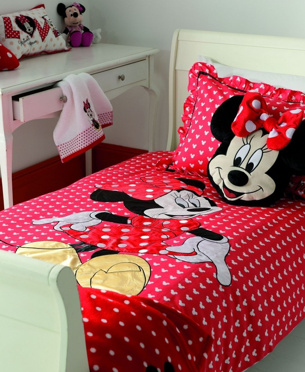 Decor Mickey And Minnie Mouse Bedding Queen Size Minnie Bedroom Setg Cheap  Queen Size Minnie Mouse