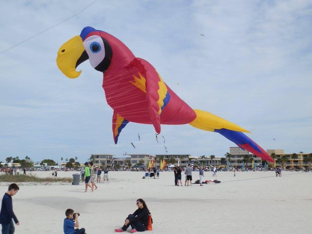 This Incredible Kite Festival In Florida Is A Must See With Images Florida Festivals Kite Festival Beach Trip