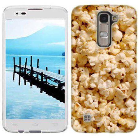 Mundaze Popcorn Phone Case Cover for LG Power Risio Destiny
