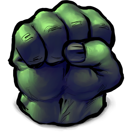 Hulk Fist Icon, PNG ClipArt Image Hulk tattoo, Hulk