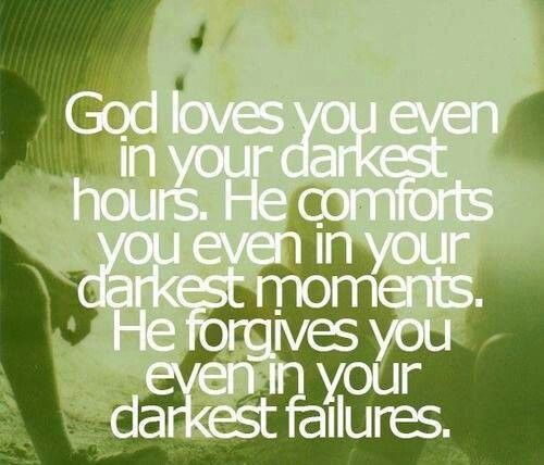 Gods Unconditional Love Quotes quotes love