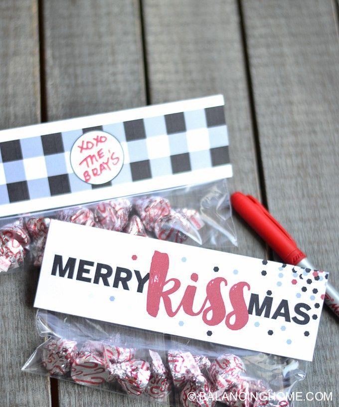 Holiday Cookie Bar & Christmas Printables | Christmas ...