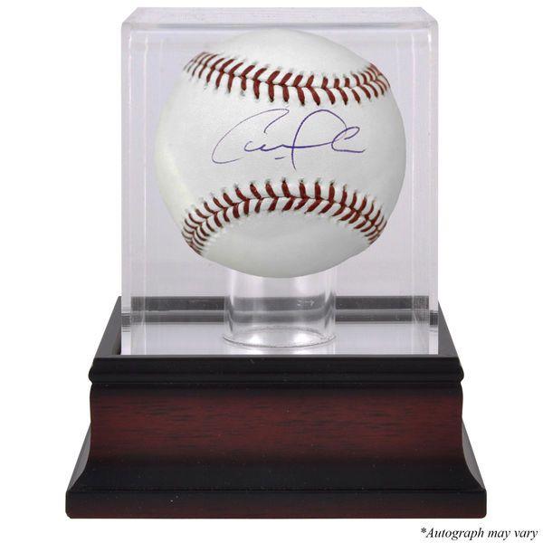 Carlos Correa Houston Astros Fanatics Authentic Autographed Baseball ...