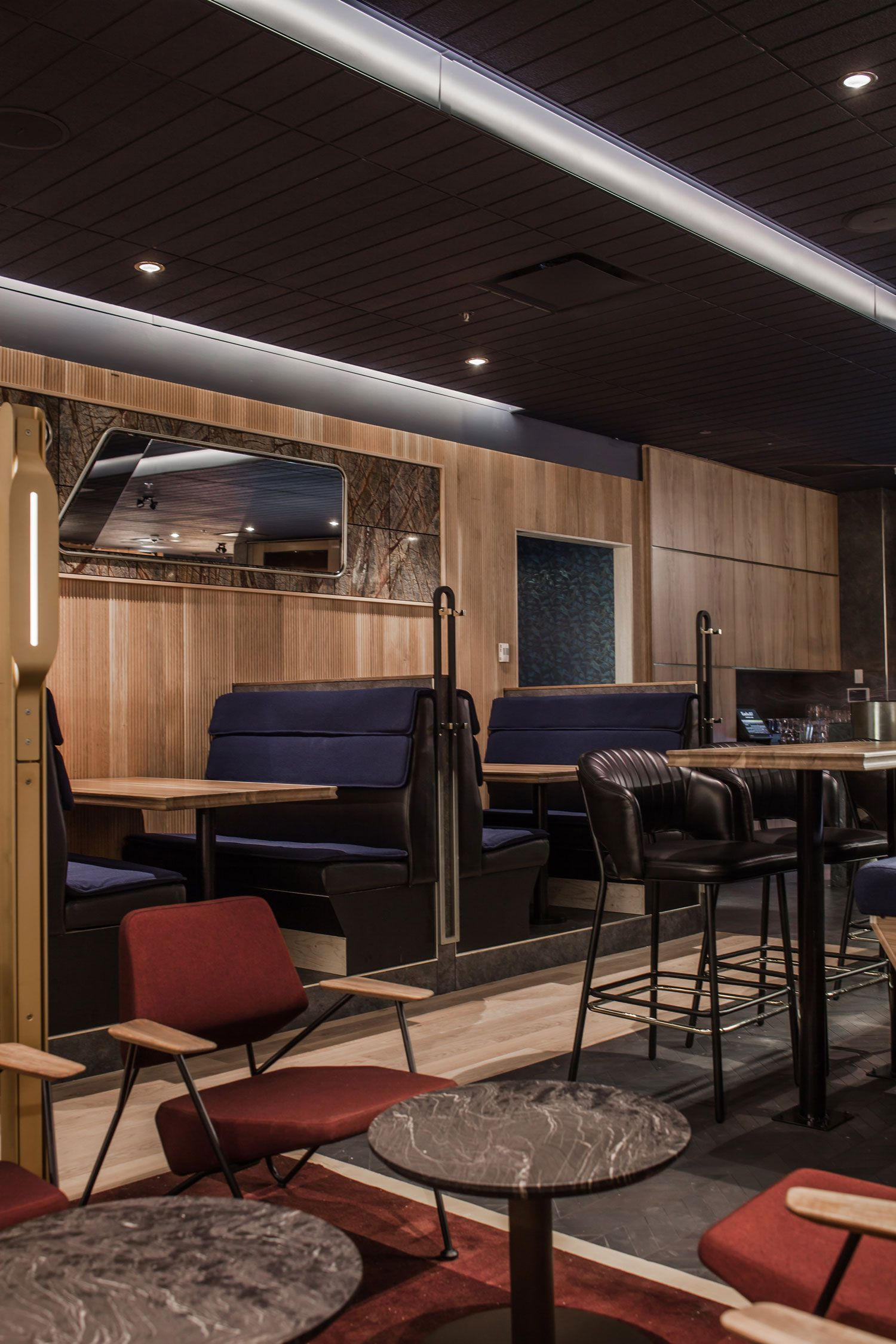 Earls 67 Concept Restaurant in Calgary by Ste Marie