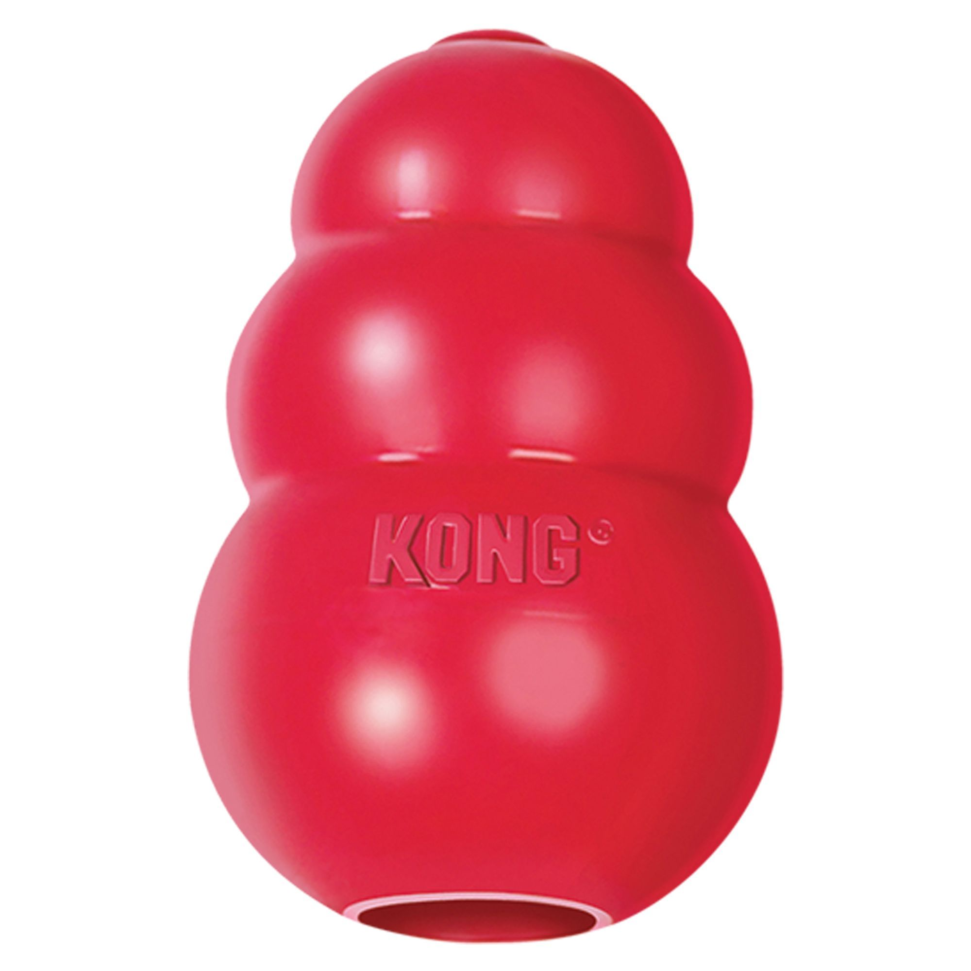 Kong Classic Dog Toy Treat Dispensing Size X Small Red Kong