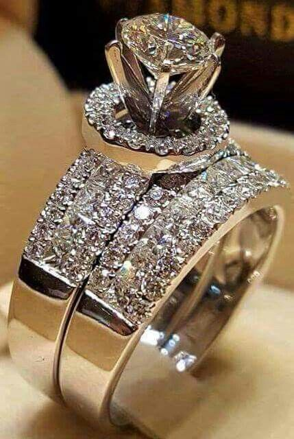 Image result for expensive wedding rings for the bride