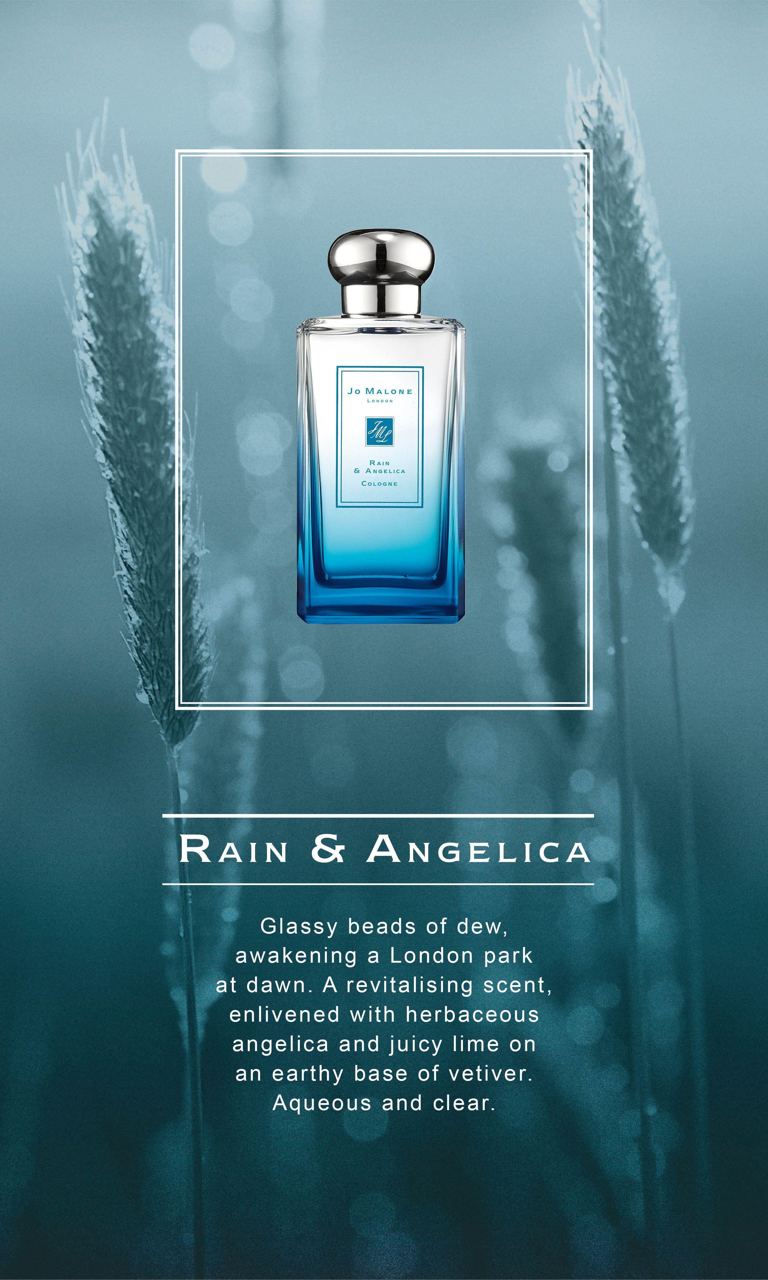 Jo Malone London | Rain Angelica Cologne | A few of my ...