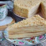 Kuchen Napoleon. Zutaten - #kuchen #napoleon #zutaten - #Hannah'sNapoleonKuchenRezept #napoleonkuchenrussisch