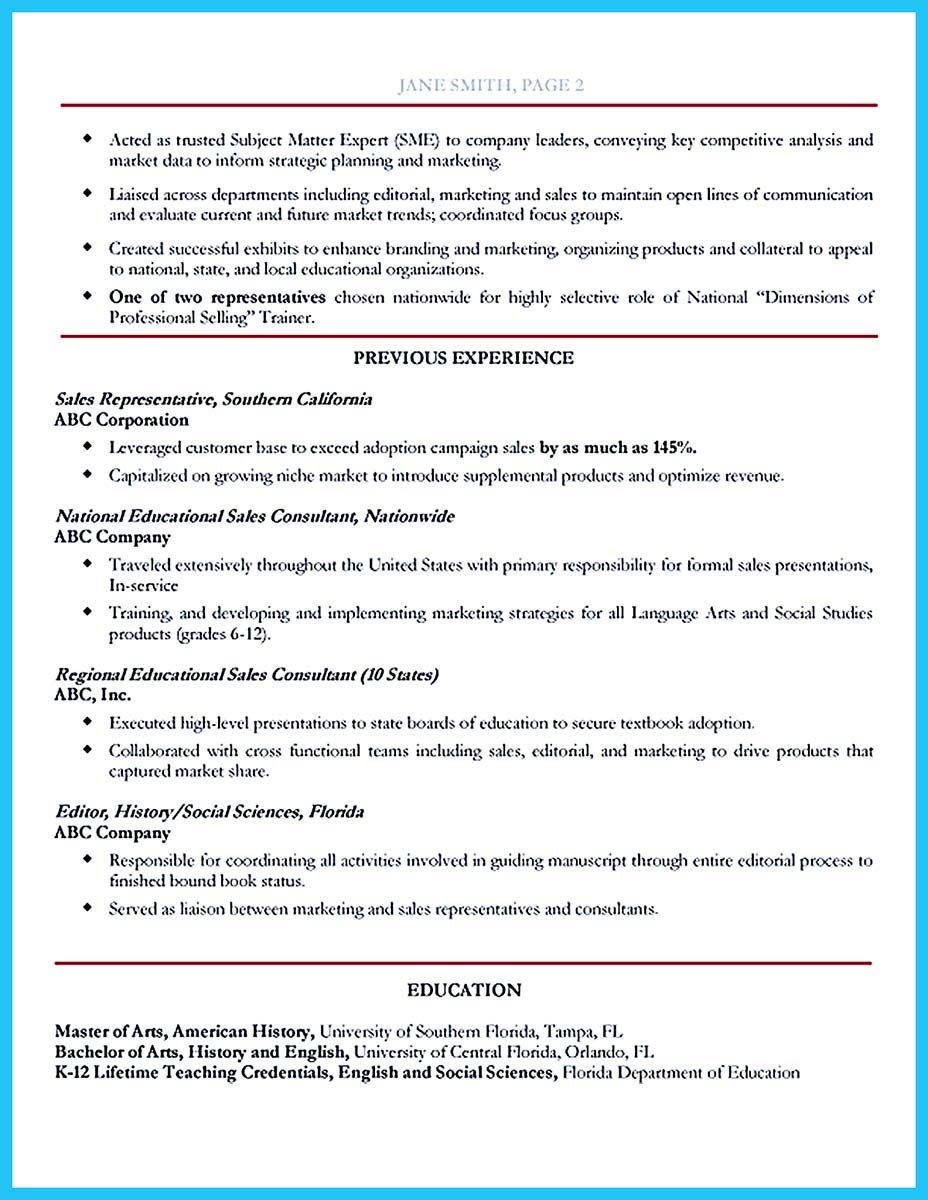 awesome Make the Most Magnificent Business Manager Resume