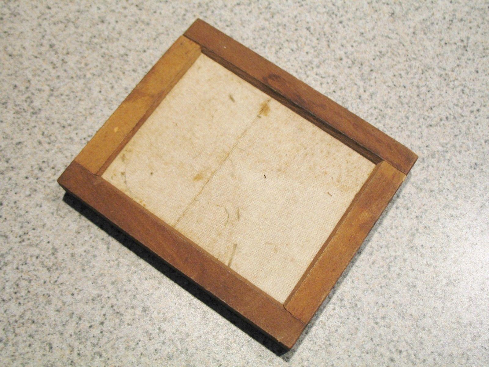 Vintage Contact Print Frame Negative Photo Frame Wood | eBay | DIY ...