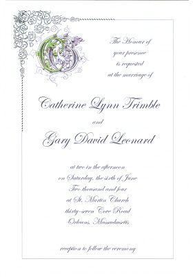 Custom Wedding Invitations For Theme Weddings Renaissance Meval Pinterest