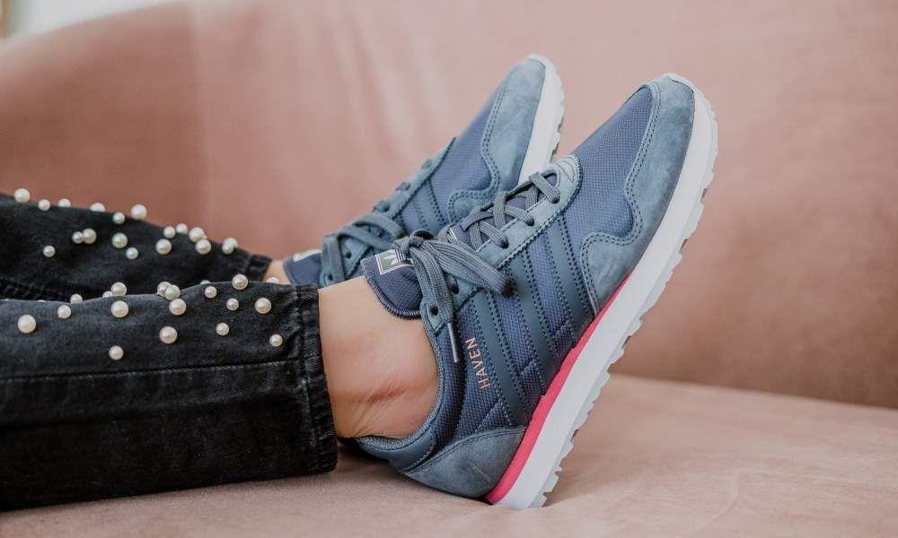 adidas Haven W (Grau Pink)