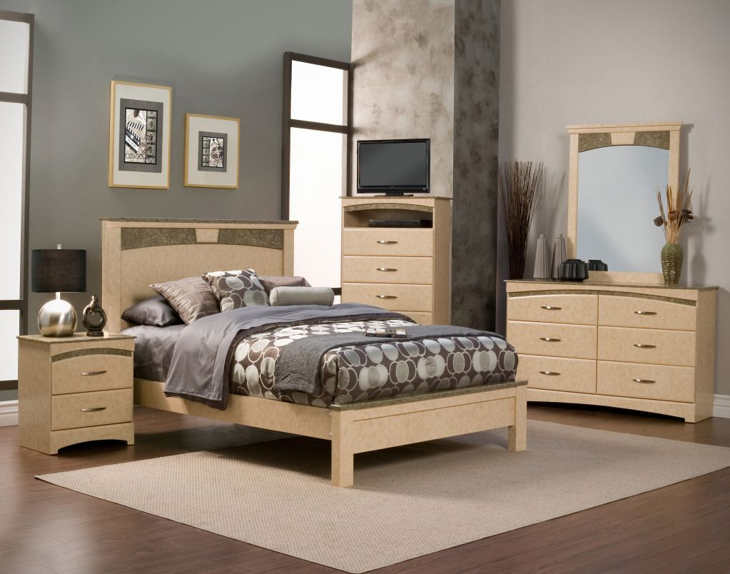 Birch Wood Bedroom Furniture #picture7 | momo | Pinterest | Wood ...