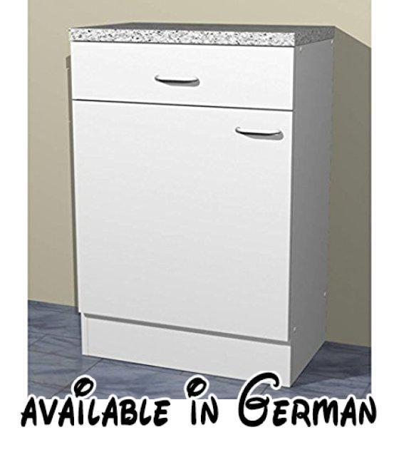 B01C8IE1CY : Küchenschrank in verschiedenen breiten Start Melamin ...