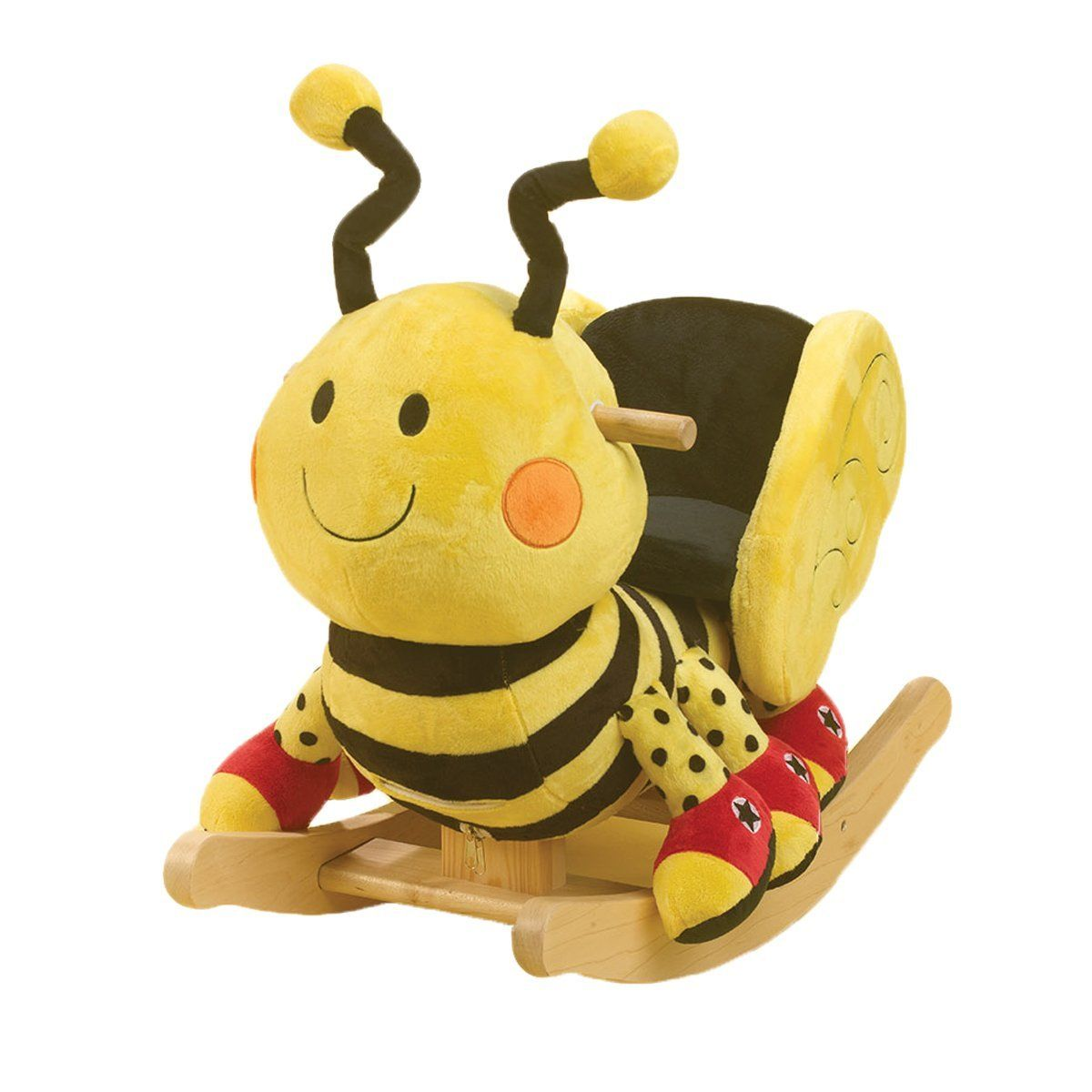 Buzzy Bee Rocker Lovelylittlebubs Rocking Horse